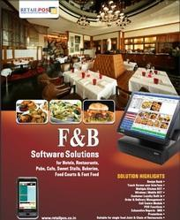 Food and Beverage System Software