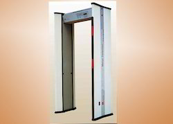 Multizone Door Frame Metal Detector