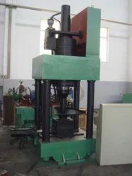 Vertical Briquetting Press