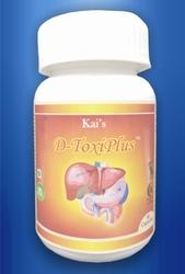 D-ToxiPlus from Hawaiian Herbals with 35 Herbs