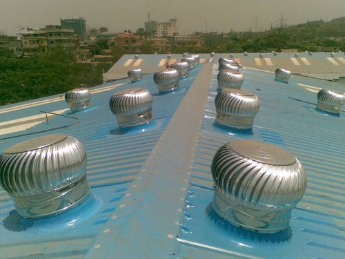 Industrial Eco Ventilators