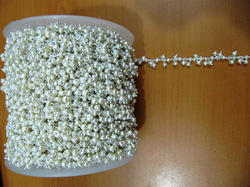pearl bead chain thick