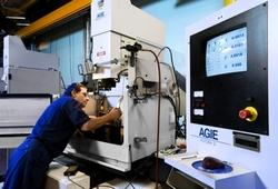 Electric Discharge Machines for Aerospace Industry