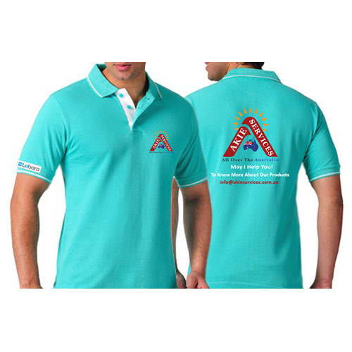 Corporate Printed T Shirt