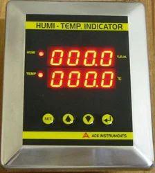 humi temp indicator