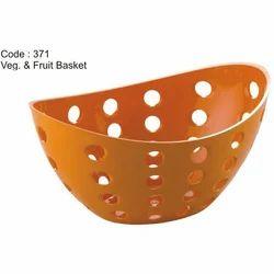 vegetables and fruit basket