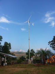 Wind Solar Hybrid Power Plants