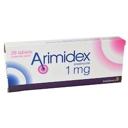 Arimidex Anastrozole 1mg
