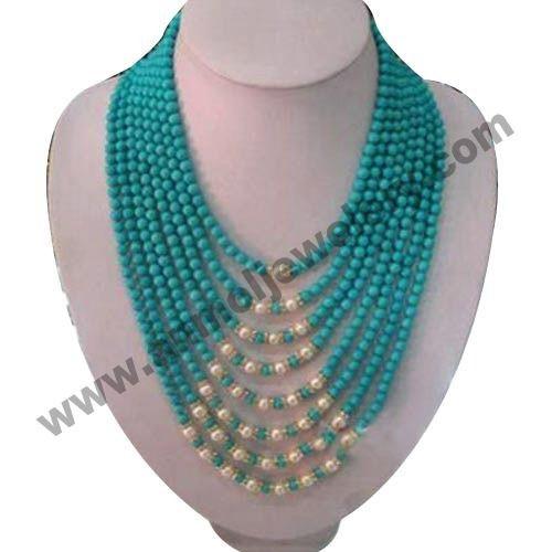 design of bead necklace kenetiks