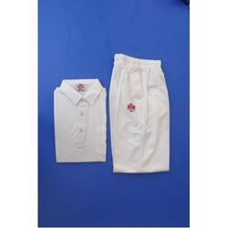 BDM White Cricket Wear