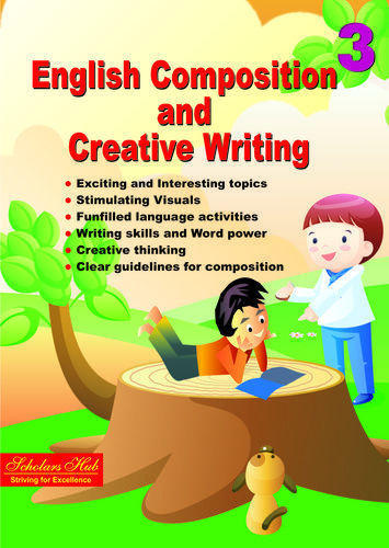 English Composition And Creative Writing Books