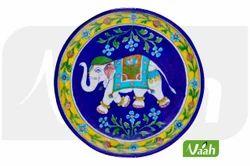 Vaah Blue Pottery Designer Plate