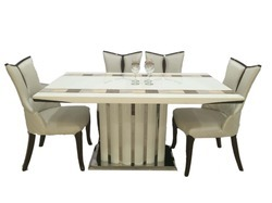 Marble Dining Set Manufacturers Suppliers Exporters