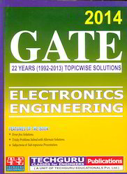 GATE 2014 Electronics Engineering Anthropology Books