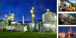Oil, Gas & Petrochemical Engineering Services
