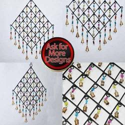 Diamond Shaped Wind Chime