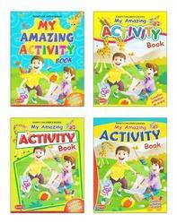 Shanti Publications My Amazing Activity Books