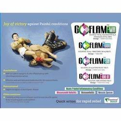 Aceclofenac 100 mg, Paracetamol 500 mg Tablets
