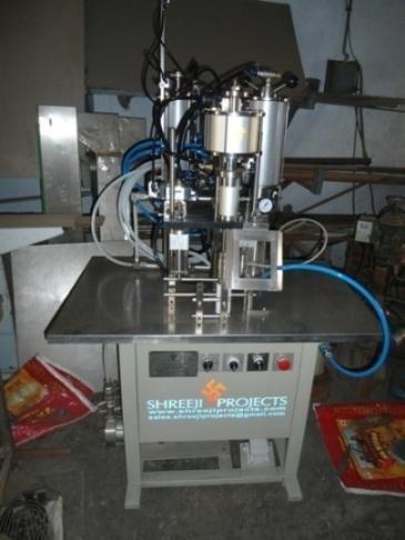 Aerosol Product Filling Machine