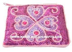 Embroidery Fancy Handbags