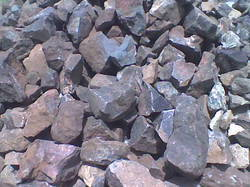 chrome ore iron ore