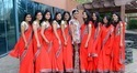 Wedding Bridesmaid Sarees