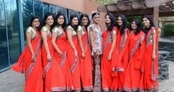 Wedding Bridesmaid Sarees