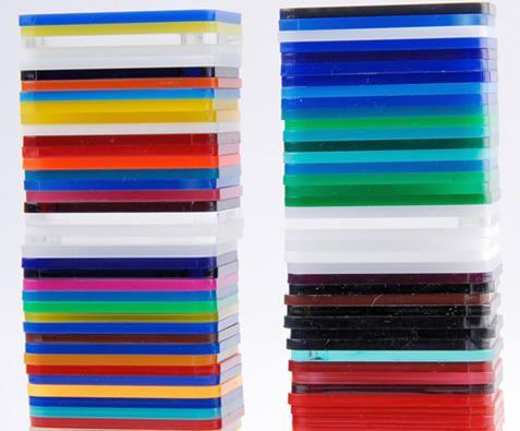 Cast Acrylic Sheet Colored Acrylic Sheets Exporter from Mumbai