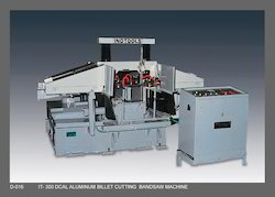 Aluminum Billet Cutting Bandsaw Machine for Extrusion