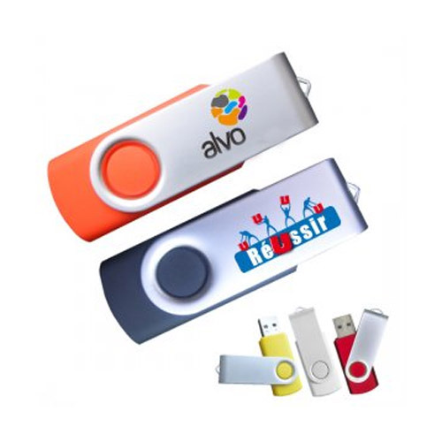Metal Customized Pen Drives