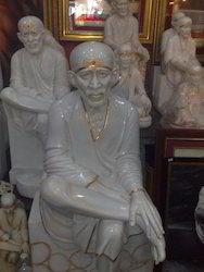 Marble Sai Baba Statue Shirdi