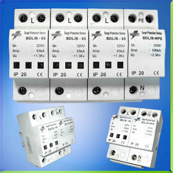 electric surge protection