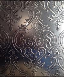 Classic Deep Etched Glass