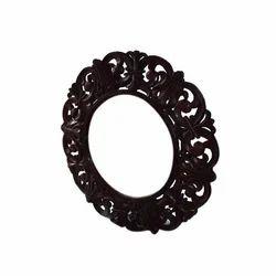 Round Mirror Frame