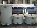 Cylindrical PP Tanks