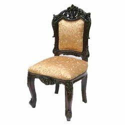 Designer Carved Chair