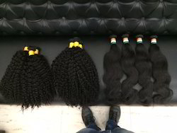Virgin Remy Brazilian Hair