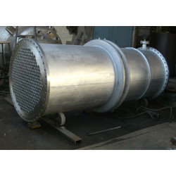 Double Expansion Type Tube Sheets