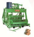 Hydraulic Operated Concrete Block Making Machines