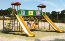 Multi Play Station Playground Equipment