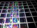 Ready Made Hologram Labels
