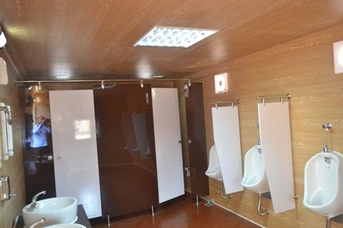 Cubicle Toilets Cubicle Toilet Manufacturer From Ahmedabad Fascinating Bathroom Partition Manufacturers Exterior
