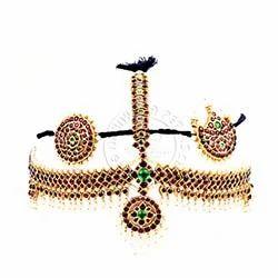 Studded+Temple+Jewellery