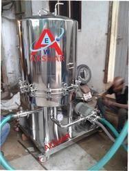 Vegetable Juice Filter Press