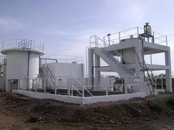 Paper Effluent Treatment Plant