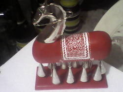 Metal Horse with Bells Metal Crafts Indian Handicrafts
