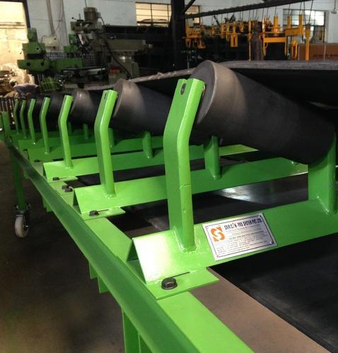 Rubber Belt Conveyors