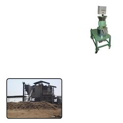 Biomass Pelleting Machine