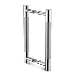Glass Door Handle - Stainless Steel Door Handles Manufacturer from ...