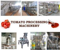 Tomato Ketchup Processing Plant & Machinery